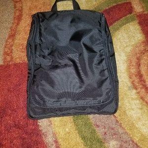 3/$20💣LL Bean Travel Toiletry Bag Black